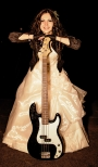 Парад невест Воронеж 2013 | Фотосет Рок-певицы и Богини | Надежда Пучнина, ч.2