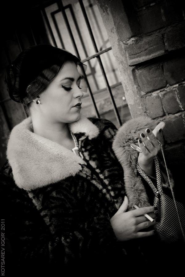 Вы просматриваете изображения у материала: Фотосессия Нуар | фотограф Игорь Коцарев