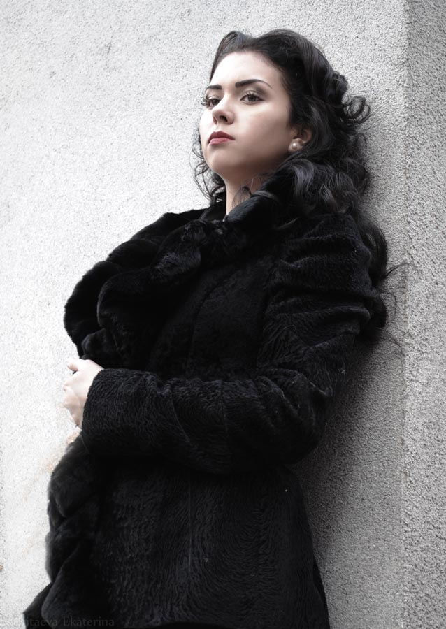Вы просматриваете изображения у материала: ФОТОпробы Нуар | Фотограф Екатерина Китаева