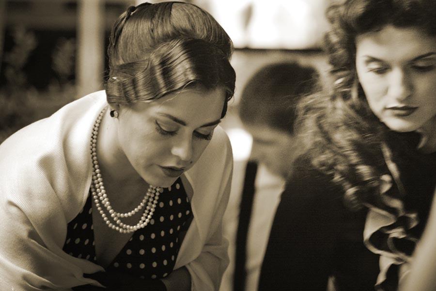 Вы просматриваете изображения у материала: Фото встреча Нуар | фотограф Эдуард Юзбашян