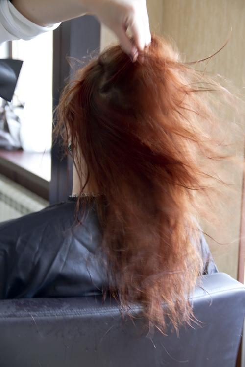 Вы просматриваете изображения у материала: Проверено на себе: кератиновое выпрямление волос