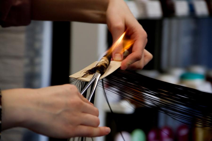 Вы просматриваете изображения у материала: Проверено на себе: стрижка огнем, или пирофорез