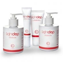Light Dep, крем для обезболивания кожи