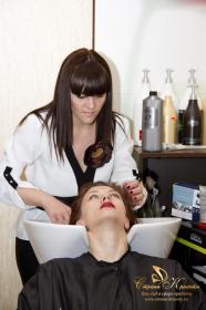 Кератиновое выпрямление волос - проверено на себе: сначала моем голову 3 раза