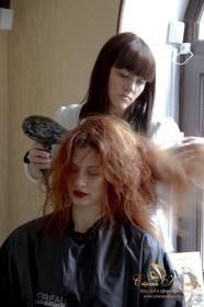 Кератиновое выпрямление волос - рубрика Проверено на себе: далее сушим волосы