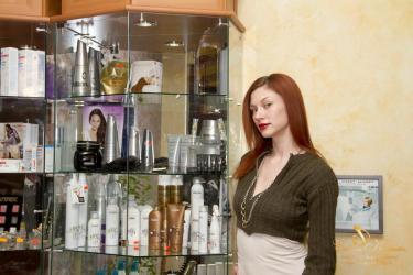 Проверено на себе: кератиновое выпрямление волос - салон красоты Княжна Дарья