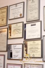 Сертификаты салона красоты SPA-Life